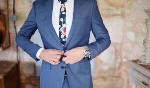 μπλέιζερ ανδρικό κοστούμι