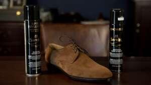 πως καθαρίζω τα καστόρινα παπούτσια με προϊόντα Saphir