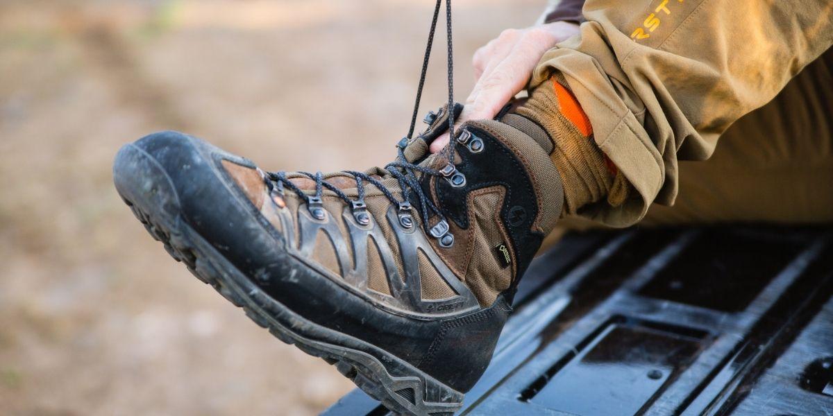 παπούτσια κυνηγιού crispi