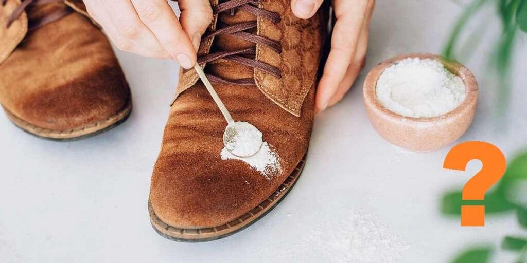 λεκές από λάδι στα καστόρινα παπούτσια