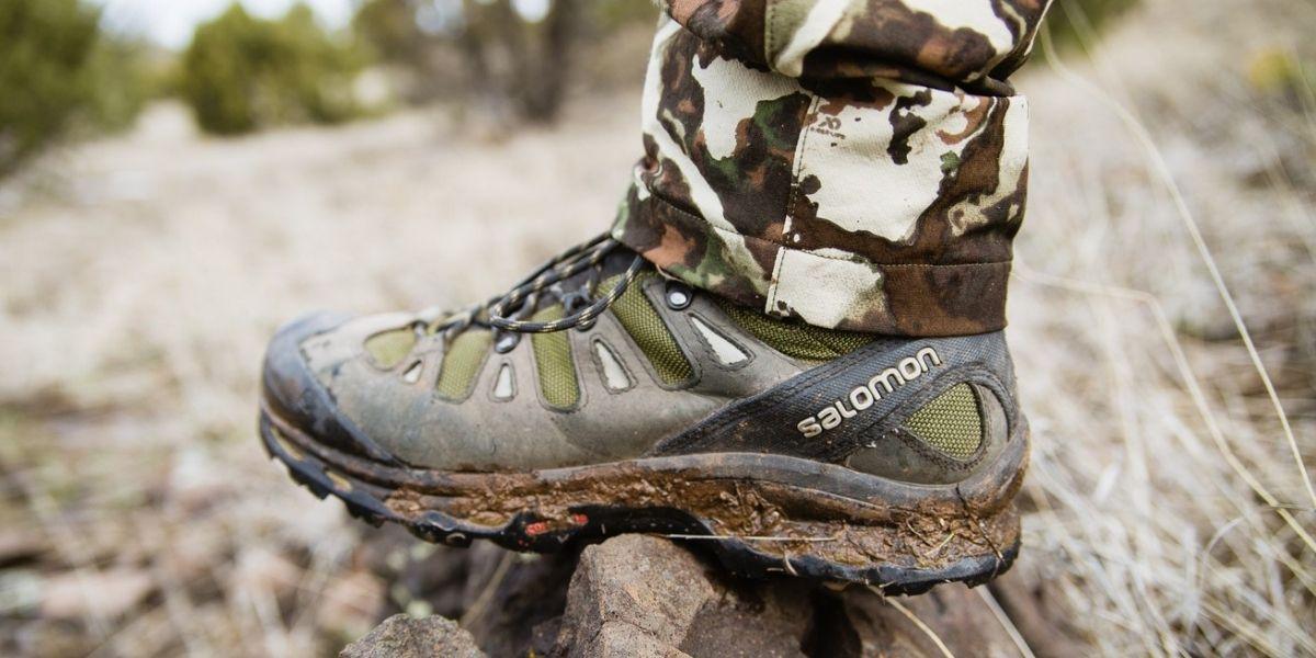 παπούτσια κυνηγιού salomon