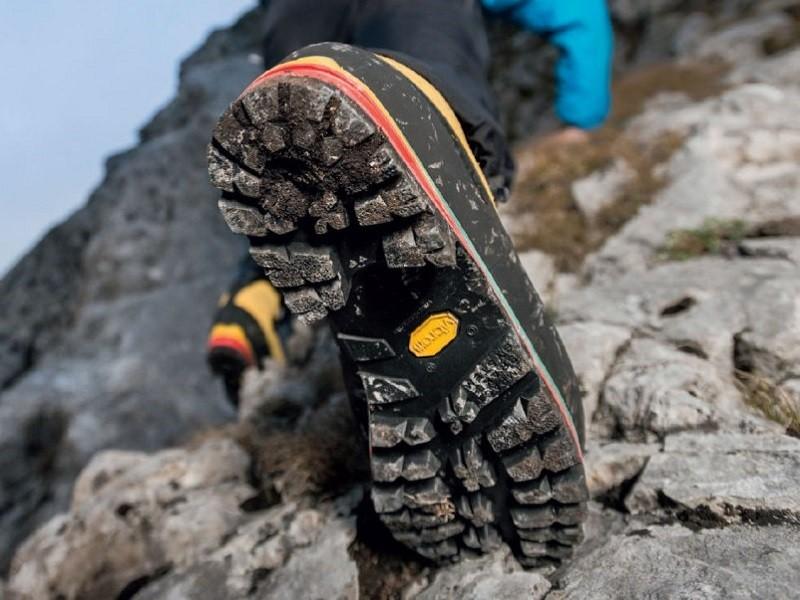 αλλαγή σόλες vibram σε παπούτσια κυνηγιού